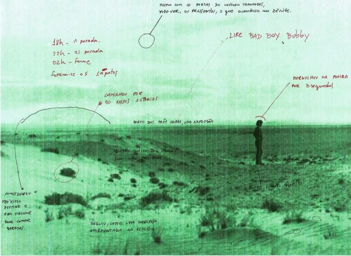 Imagem de capa. Ilustração. Texto de Processo. Rodrigo Hipólito