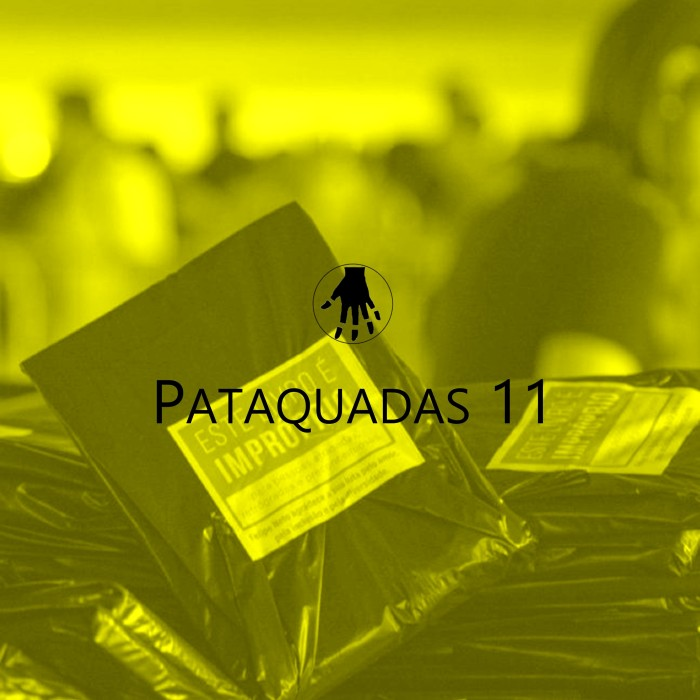 Pataquadas 11 – Bienal do Livro, Cinemateca e Mais Censura