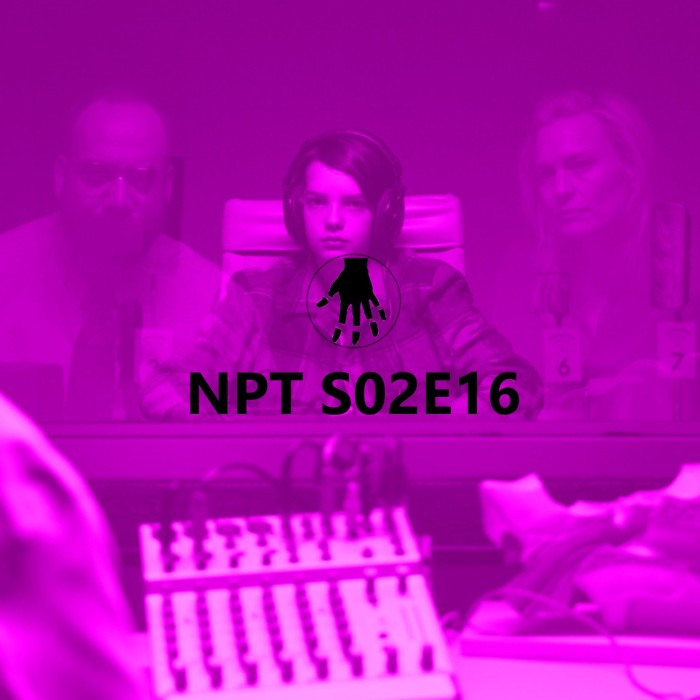 "NPT S02E16 – Inteligência Artificial + Arte em ""The Congress"""