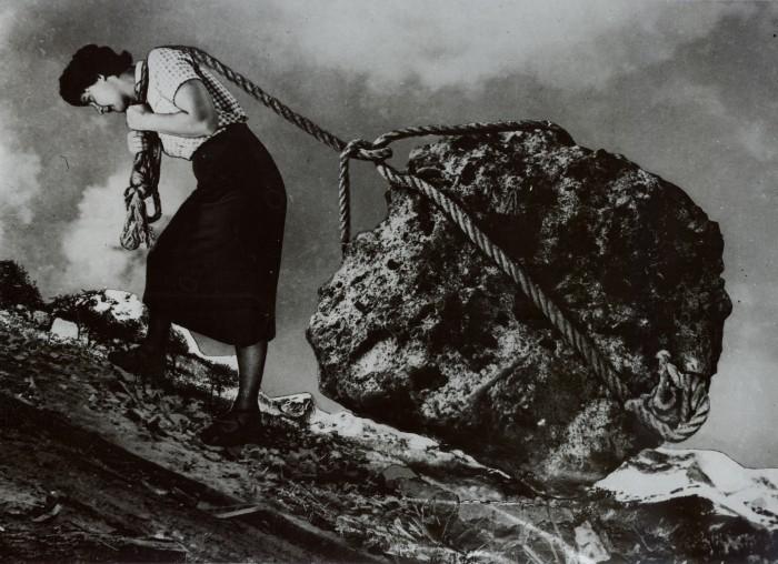 Sueño 15, Sem Título, Grete Stern, 1949
