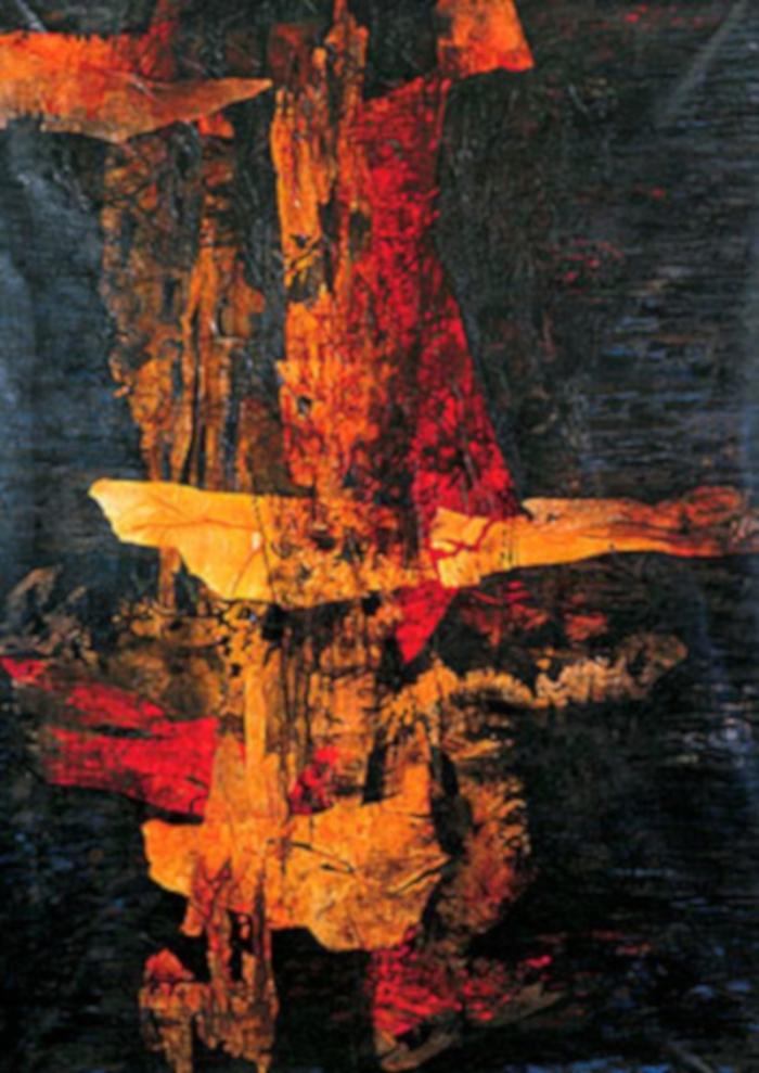 Alberto Greco. Pintura. Informalismo.