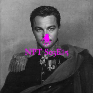 Imagem de capa. Podcast. Neoclássico. Leonardo de Caprio. Replace Project
