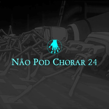 Imagem de capa. Ghost in the Shell. Pós-internet. Podcast