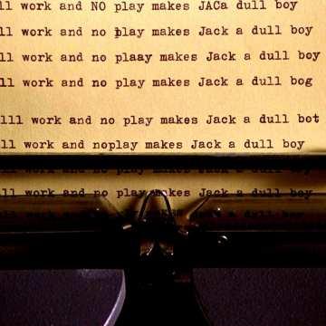 Imagem de capa. O Iluminado. Stanley Kubrick,