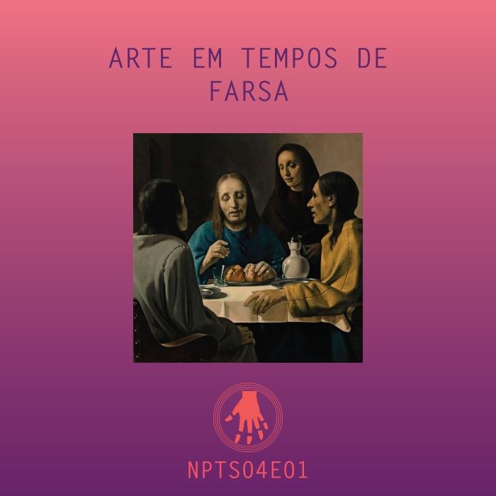Imagem de capa. Arte e política. Van Meegeren. Vermeer.
